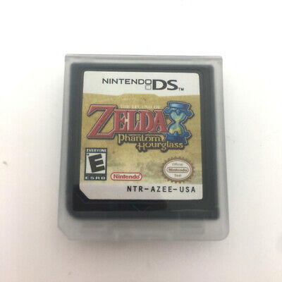 The Legend of Zelda: Phantom Hourglass Game Card For 3DS NDSI NDSL / DS series