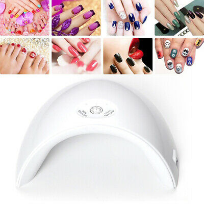 Nail Dryer LED Lamp UV Light for Nails Polish Gel Machine 36W USB Manicure HOT G