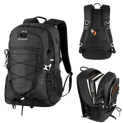 Extra Large Outdoor Sports Backpack MOLLE Daypack Computer Bag Assault Rucksack
