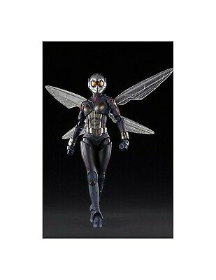 The Wasp (La avispa). Ant-Man and the Wasp. Marvel SH Figuarts.