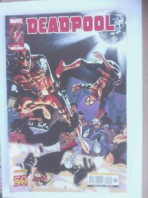 Deadpool n. 5  Marvel  novembre 2011  Panini Comics Fumetto