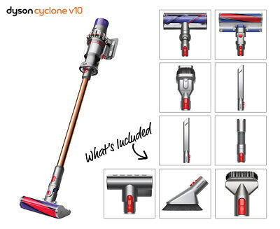 Dyson Cyclone V10 Absolute+ Handstick Vacuum
