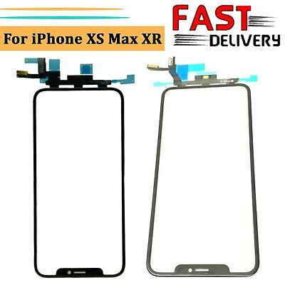 For iPhone XR XS XS Max Front Touch Screen Glass Panel Digitizer Replacement NEW