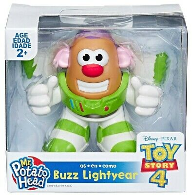 Disney Pixar Toy Story 4 Mr. Potato Head Mini Figure - Choose from Buzz, Forky,