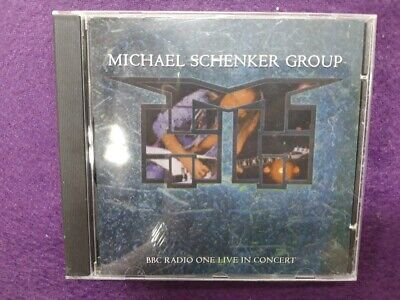 Michael Schenker Group / Bbc Radio One Cd Live England Reading 1982