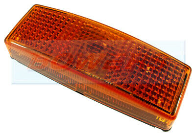 Hella Burstner Ventana Caravan Amber Reflective Side Marker Position Light Lamp