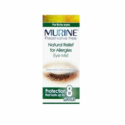 Alivio natural murino de alergias niebla Ojos 15ml