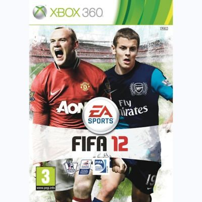 FIFA 12 for Microsoft Xbox 360 PAL New & Sealed