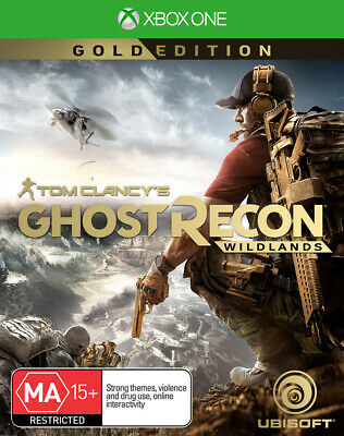 Tom Clancys Ghost Recon Wildlands Gold Edition Xbox One Game NEW