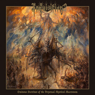 Inquisition - Ominous Doctrines Of The Perpetual Mystical CD
