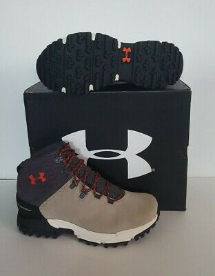 00255a2a098 UNDER ARMOUR MEN'S Culver Mid WP Hiking Boots (3021367 001) - $99.95 ...