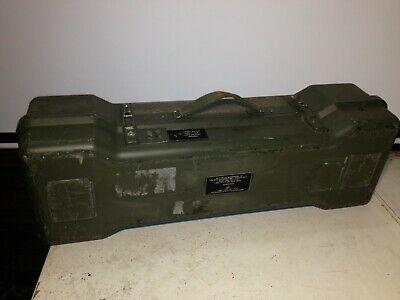An old mortar case from 1986?