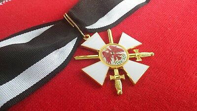 Replica Order of the Red Eagle - Ist Class Grand Cross with Swords