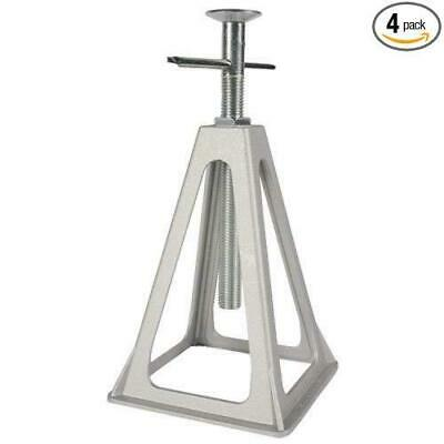 Stack Jack Stands Camco Olympian RV Aluminum Camper Trailer Stabilizers 4 Pack
