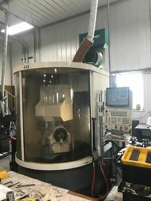1997 Walter Helitronic Power 400 5-Axis CNC Tool and Cutter Grinder