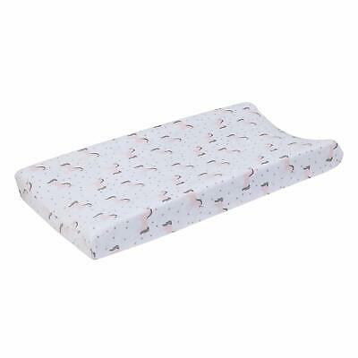 NoJo Unicorn Super Soft Plush Changing Pad Cover - see details