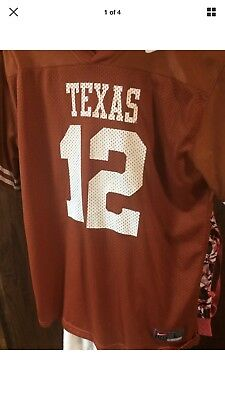 brand new 130aa 11610 VINTAGE EARL CAMPBELL Texas Longhorns 1977 Football Jersey ...
