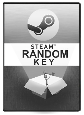 1 Random PREMIUM STEAM KEY NO TRASH