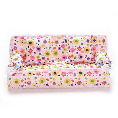 Magnificent Ee Sale Mini Furniture Flower Sofa Couch With 2 Cushions Pdpeps Interior Chair Design Pdpepsorg