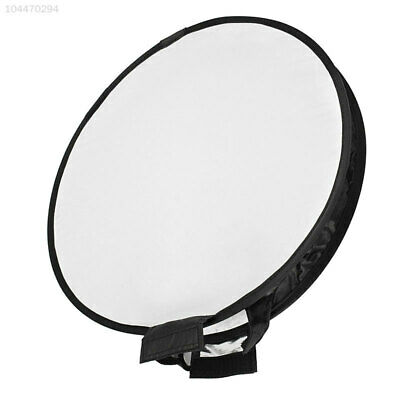 1881 40cm Portable Round Soft Screen Softbox Pop-Up Flash Diffuser For Camera