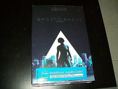 Ghost in the Shell Coffret Collector Edition spéciale Fnac Blu-ray neuf