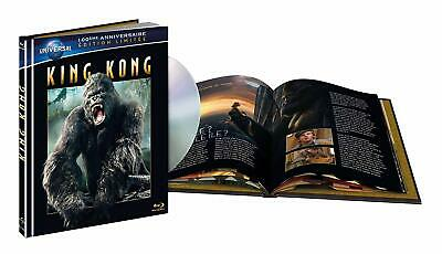 Blu Ray : King Kong - Ed Digibook - NEUF