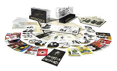 Coffret Collector Bluray 14 Films - Hitchcock - Anthologie Prestige Plexi intact