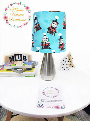Thomas The Tank Engine Baby Children Nursery Table Lamp Night Light Touch Lamp