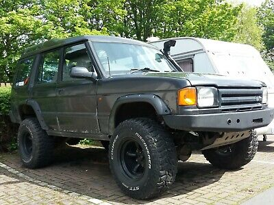 Land Rover Discovery 300Tdi, Not Ford Ranger, Navara, Hilux