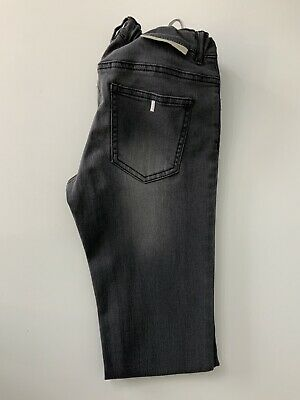 stella mccartney Kids Grey Skinny  Stretch Jeans Age 14 Years Vgc Girls