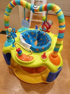 Bright Starts Bounce-A-Bout Activity Centre (PRICE DROPPED)