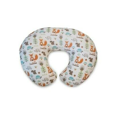 CHICCO Boppy Breast Feeding Pillow Cotton modern woodland