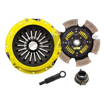 ACT HD-M/Race Sprung 6 Pad Clutch Kit For Mitsubishi Evo 8/9 ME2-HDG6