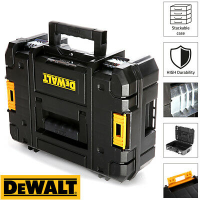 DeWalt DWST1-70703 TSTAK II Suitcase Tool Storage Box With Inlays For DCD996N
