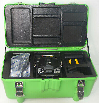 Inno View 3 Fiber Fusion Alignment Splicer w/ V7 Cleaver 38 ARCs