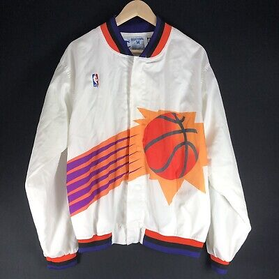 Authentic Warm Up Jacket SunS Phoenix Penny Barkley NBA Trikot Basketball Jersey