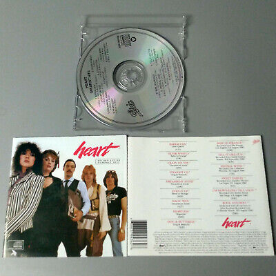 Heart - Greatest Hits 2005 USA CD Arena, Classic Rock VG #1352*