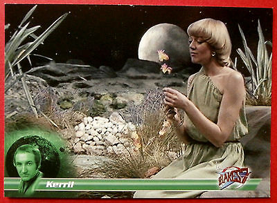 Terry Nation's BLAKE'S 7 - Card #66 - Kerril - Unstoppable Cards 2013