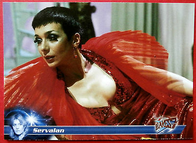 Terry Nation's BLAKE'S 7 - Card #49 - Servalan - Unstoppable Cards 2013