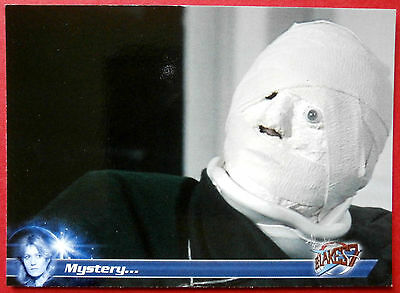 Terry Nation's BLAKE'S 7 - Card #46 - Mystery... - Unstoppable Cards 2013