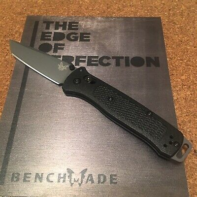 Benchmade 537GY Bailout - Tanto Blade *Authorized Dealer*