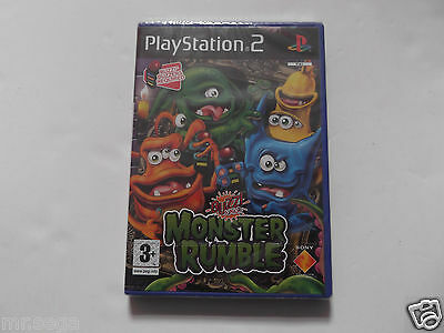 BUZZ JUNIOR MONSTER RUMBLE for PLAYSTATION 2