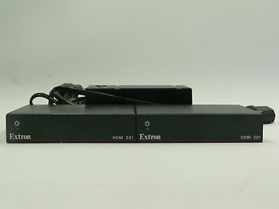 Extron HDMI 201 ,HDMI eithernet Transmitter and Receiver (Fully Functional)