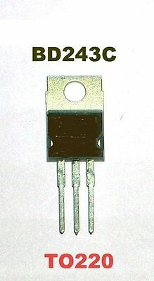 10 pezzi Transistor TIP31C TO-220 TIP31 NPN 115V 3A 40W TO220 ST DYDZ2