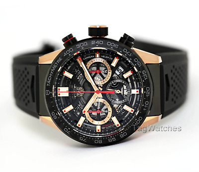 d826db7060734 TAG HEUER CARRERA LIMITED EDITION from japan - $5,684.19 | PicClick