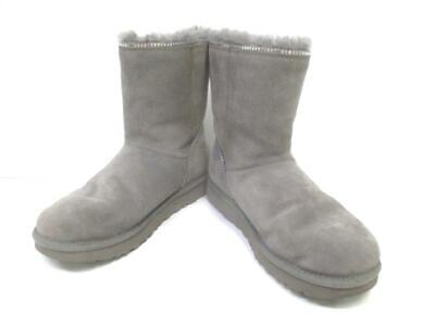 5dd94065bfb UGG BOOTS SIZE 6 new silver gray - $89.00 | PicClick