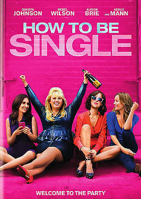 How to Be Single DVD (AMAZING DVD IN PERFECT CONDITION!DISC AND ORIGINAL CASE AL