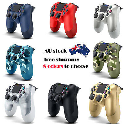Au Playstation 4 Controller Dual Shock Wireless Bluetooth for Sony PS4 Gamepad