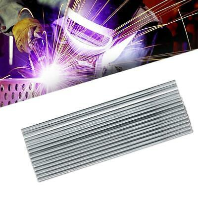 10pcs Easy Melt Welding Rods Low Temperature Aluminum Wire Brazing 1.4mmx500mm-