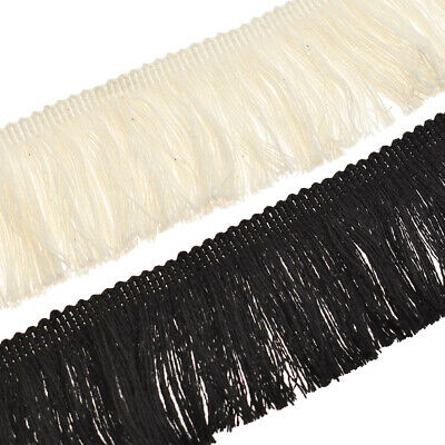 2 Yards Cotton Tassel Ribbon Fringe Trim Garment Dress Decor Sewing Crafts trims